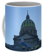 Main Dome Of The State Capital Coffee Mug