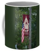 Main Street Flags Dwight Il Coffee Mug