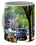 Main Street Coffee Mug