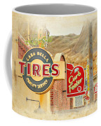 Main Street Signs Coffee Mug