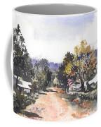 Main Street Ukarumpa Coffee Mug