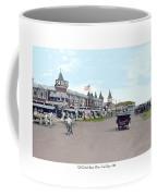 Maine - Old Orchard Beach Train Depot - 1910 Coffee Mug