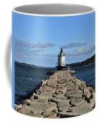 maine 43 Portland Lighthouse Coffee Mug