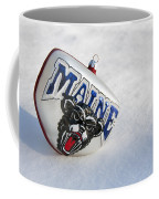 Maine Black Bears Ornament Coffee Mug