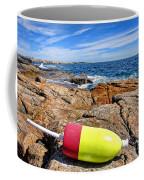 Maine Coast Coffee Mug by Olivier Le Queinec