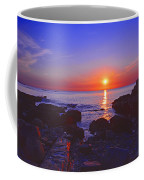 Maine Coast Sunrise Coffee Mug