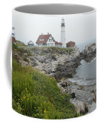 Maine Coastline  Coffee Mug