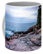 Maine Coastline Coffee Mug