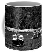 Maine Lobster Boats Coffee Mug