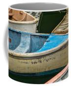 Maine Rowboats Coffee Mug