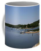 Maine Seascape Coffee Mug