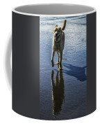 Maisie At The Beach Coffee Mug
