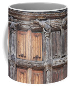 Maison De Bois Macon - Detail Wood Front Coffee Mug