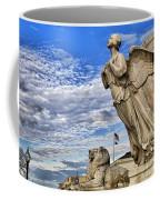 Majestic Bosom Coffee Mug