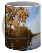 Majestic Cottonwood Coffee Mug