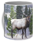 Majestic Elk Coffee Mug