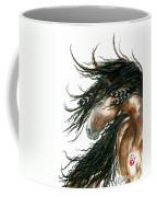 Majestic Pinto Horse 80 Coffee Mug