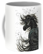 Majestic Spirit Horse  Coffee Mug