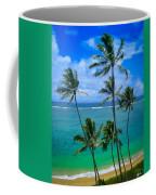 Majestic Palm Trees Coffee Mug
