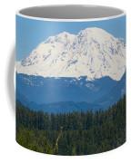 Majestic Rainier Coffee Mug