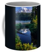 Majestic Reflection Coffee Mug by Inge Johnsson
