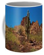 Majestic Saguaro Coffee Mug