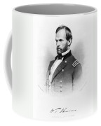 Major General William T Sherman Coffee Mug