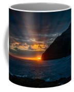 Makapuu Sunrise Coffee Mug