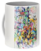 Make A Fence For The Torah 1 Coffee Mug