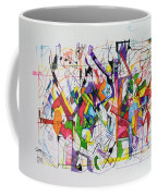 Make A Fence For The Torah 2 Coffee Mug