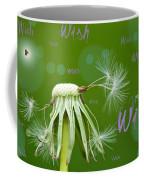 Make A Wish Card Coffee Mug