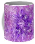 Make A Wish In Purple Coffee Mug
