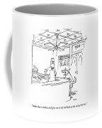 Make That A Double Coffee Mug