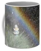 Make Your Own Rainbow Coffee Mug