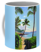 Makena Beach - Maui Coffee Mug