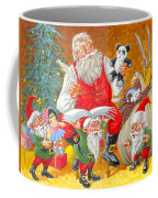 Making A List Checking It Twice Coffee Mug