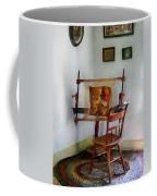 Making A Tapestry Coffee Mug