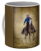 Making The Turn Coffee Mug