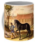 Makomilia, A Turk, Led By A Negro Coffee Mug