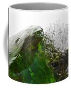 Malachite Water Coffee Mug