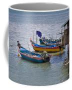 Malaysian Fishing Jetty Coffee Mug by Louise Heusinkveld
