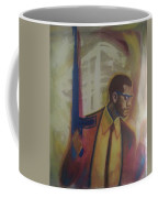 Necessary Means Of Malcolm X Coffee Mug
