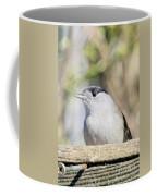 Male Black Cap Coffee Mug