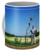 Male Box Man Coffee Mug
