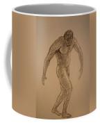 Male Croquis Coffee Mug