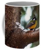 Male Great Tit Coffee Mug