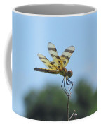 Male Halloween Pennant Coffee Mug