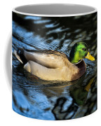 Male Mallard Coffee Mug