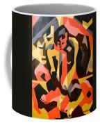 Male Nude Coffee Mug