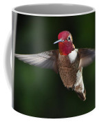Male Redhead In Flight Coffee Mug